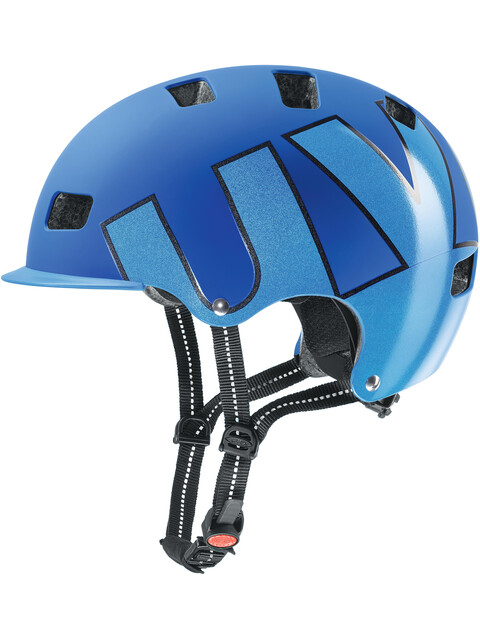 UVEX Hlmt 5 Bike Pro Helmet blue matt